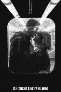 Ich suche eine Frau im Zug